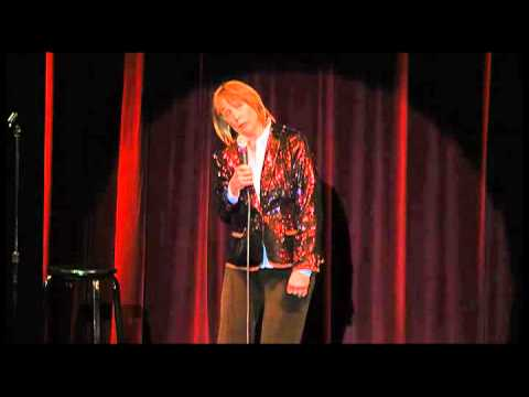 Geri Jewell Stand Up Comedy - LIVE