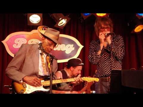 Hubert Sumlin (Live at BB King Blues Club) Video