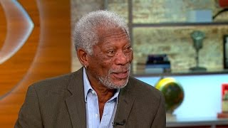 Morgan Freeman on