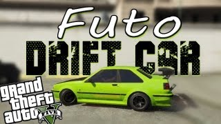 GTA 5: How to Get the Karin Futo [Best Drift Car] (w/Full Customization)