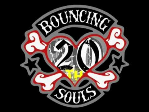 Bouncing Souls - Ghosts on the Boardwalk - NEW SONG!! Video