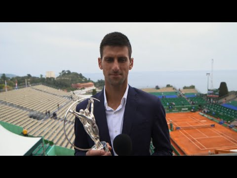 Novak Djokovic wins Laureus Sportsman the Year