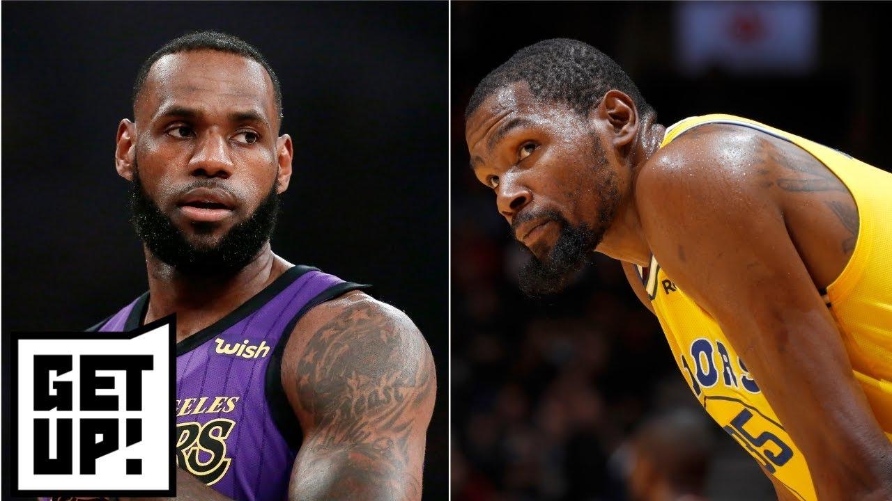 Kevin Durant's comments about LeBron James come off as jealous - Jalen Rose | Get Up!