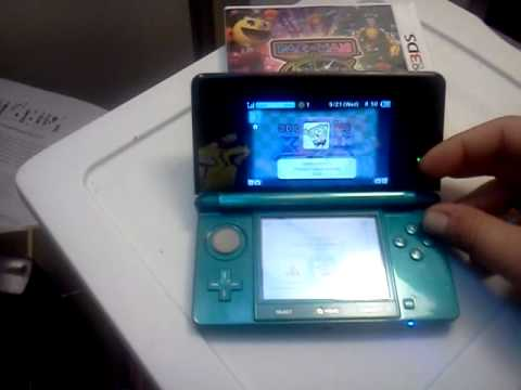 R4 3ds working in a 3ds