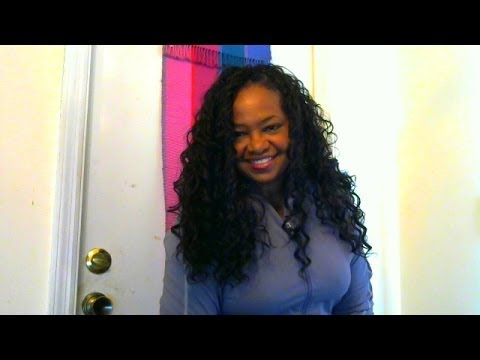 Crochet Braids With Zury Hair : FREETRESS LOOSE APPEAL & ZURY DEEP TWIST CROCHET BRAIDS - YouTube