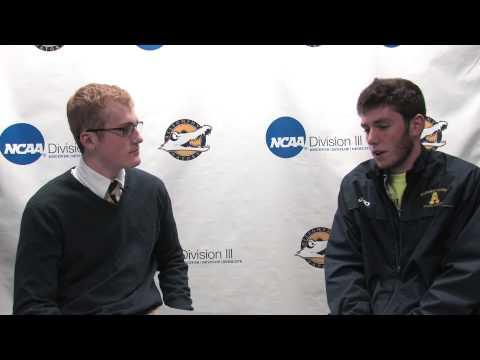 Logan Steiner - Male Athlete of the Week - Feb. 4, 2013