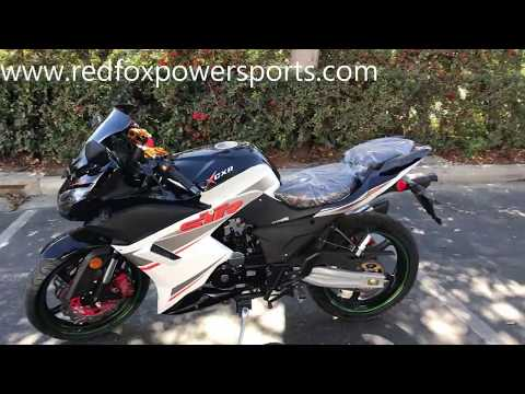 Red Fox Powersports Review 250cc RTS