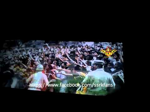 Indian Super Star Rajini Kanth's Sivaji The Boss 3d Official Trailer 2012   First On Net   Ssrk!!! video