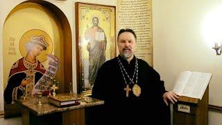 2020.03.01 Богослужение Киевской Архиепископии #РПЦХС г Киев