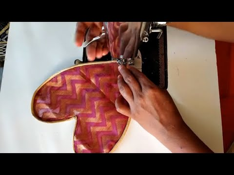 Boat Neck Blouse Designs and Back Neck Designs // Hart Back Neck Designs Cutting and Stitching