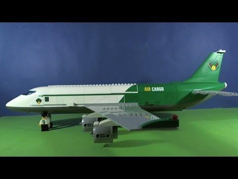 lego city cargo terminal 60022 youtube