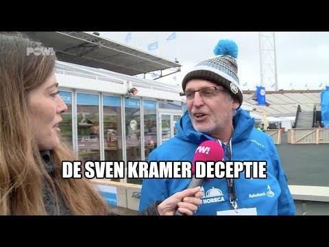 De Sven Kramer deceptie