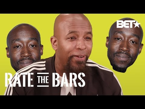 Tech N9ne Puts Freddie Gibbs And Machine Gun Kelly's Gangster Lyrics To The Test | Rate The Bars