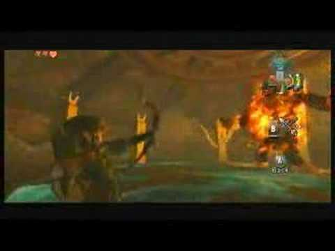 Zelda Twilight Princess - comparación