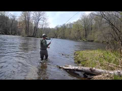 Spring 2014 Spey Rod Steelhead Fishing