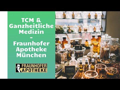 TCM, Ganzheitliche Medizin & Naturheilmittel - Fraunhofer Apotheke München