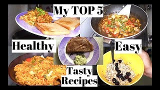 Healthy Alternative Recipes to Junk Food + WOW Garcinia Cambogia Honest Review