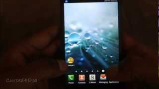 How to Install ICS (Team Rocket) on Galaxy Note (and retain apps) - Cursed4Eva