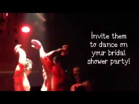 Pinoy Hunk Macho Dancer For Hire Bridal Shower Party