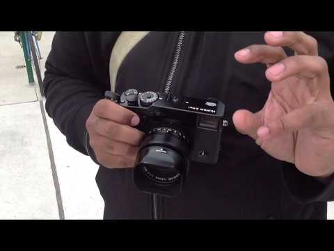 Interview with Detroit Street Photographer Brian Day and Review of the Fujifilm X-Pro 1