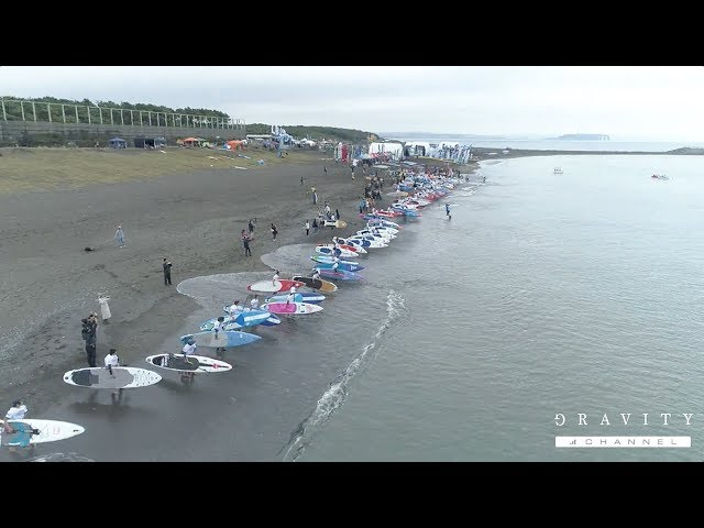 マイナビ SUP JAPAN CUP CHIGASAKI -1日目-│Gravity Channel