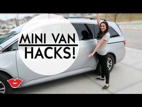 Minivan & Car Hacks!   Michelle from Millennial Moms
