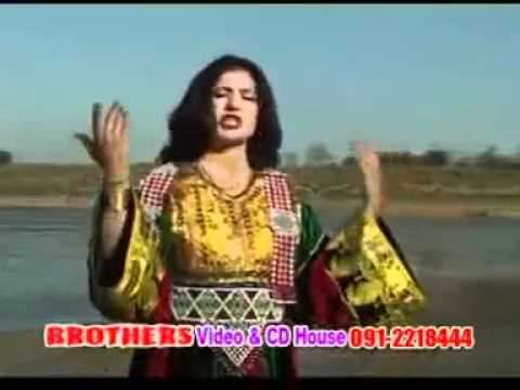 Pakistani Pukhto (pushto) Song. Nazia Iqbal. Jaanan video