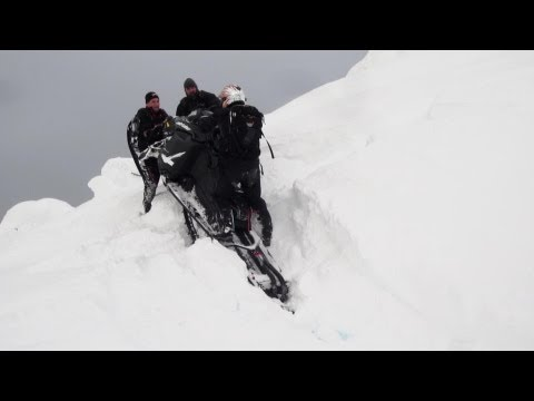 2013 Ski-Doo Summit  XM Valemount