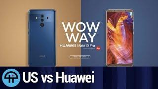 US vs Huawei