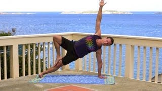 Yoga Abs Workout with Rob