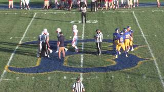 2018 Blacksburg High School Football: Giles vs Blacksburg