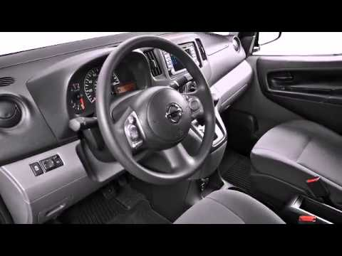 2014 Nissan NV200 Video