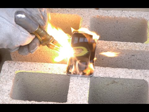 Iphone 6 Meets 6000ºf Torch Test! video