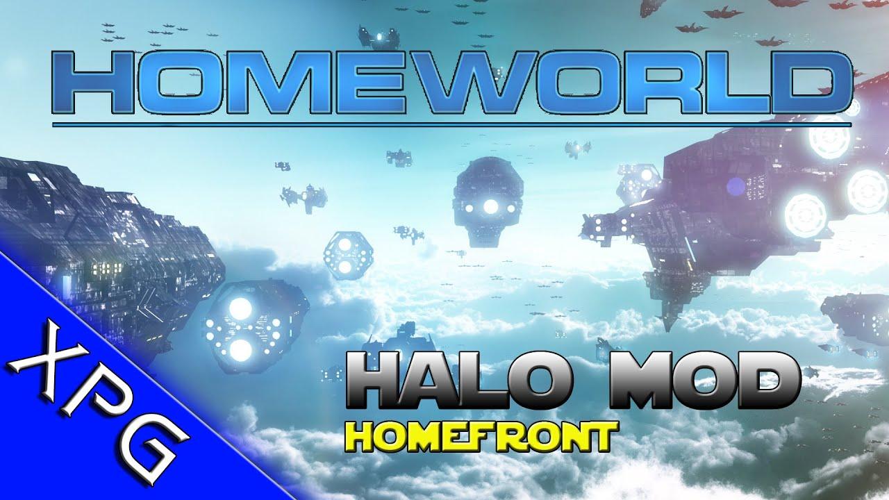 Homeworld Mods Halo Homeworld Halo Mod Spotlight