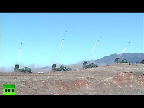 North Korea drill under personal guidance of nation's leader Kim Jong Un