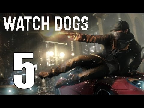 Watch Dogs - 5: Lucky Is a Great Guy