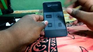 Micromax Canvas Spark 3 Q385 Indian Retail Unit Unboxing & First Look (Hindi)