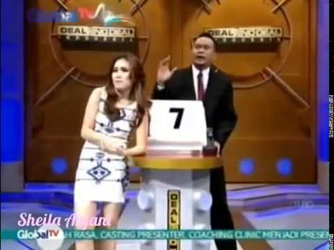 Deal Or No Deal indonesia   Ayu Ting Ting