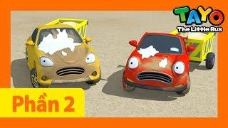 Tayo Phần2 Tập19 l Thật khó để giúp đỡ người khác l Tayo xe buýt bé nhỏ l Phim hoạt hình cho trẻ em