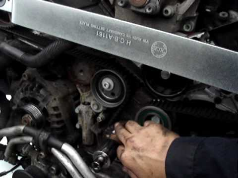 Audi A6 Timing belt and water pump