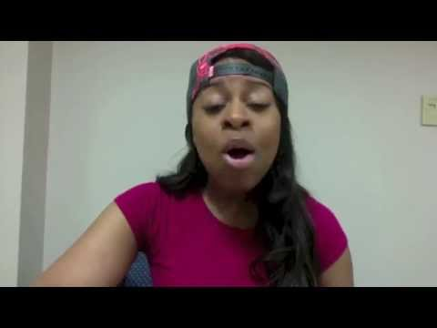 Cant Raise A Man Cover By K. Michelle video