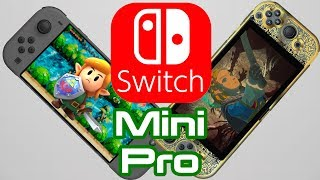 Nintendo Switch Mini Coming in September?
