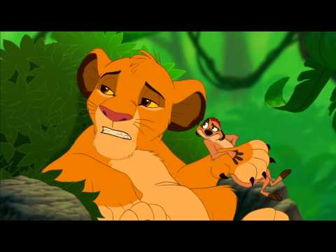 The Lion King - Hakuna Matata - Official [HD]