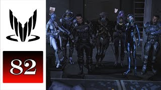 Let's Play Mass Effect 3 (Blind) - 82 - Two Minutes To Midnight