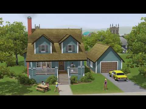 The Sims 3 University Life Gameplay Walkthrough