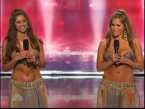The Belly Dancing Duo America