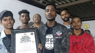 नवी मुंबईतील यूएफडीसी डान्स ग्रुप हिप हॉप स्पर्धेचा राष्ट्रीय विजेता