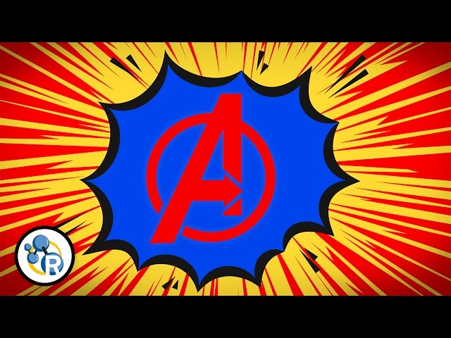 The Science of the Avengers