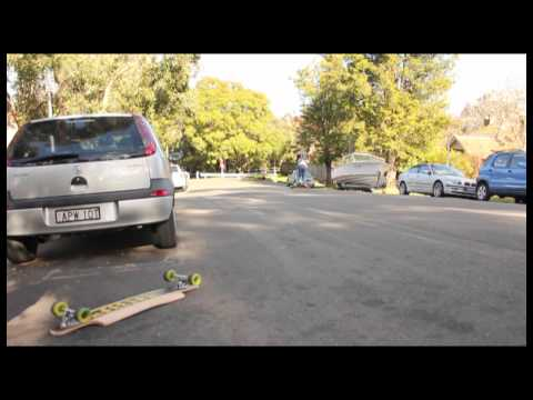 Longboarding: Progression