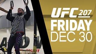 UFC 207: Cody Garbrandt - Ohio Born, Alpha Male Made